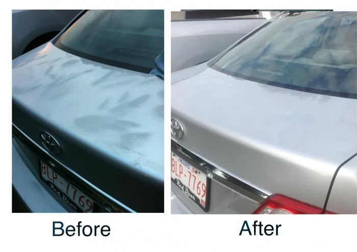 Car paint scratch repair kit reviews